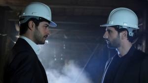 Kemal ve Emir yeraltında hesaplaşıyor!