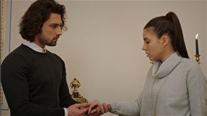 Hazan'ın evlilik teklifine cevabı ne olacak?