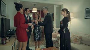 Senem ve Akif nişanlanıyor!
