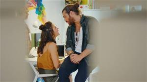 Ceycey, Sanem ve Can'ın sevgili olduğunu öğreniyor!