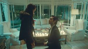 Murat, Bade'ye evlenme teklif ediyor!