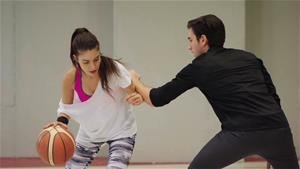 Hazan ve Yağız'ın basket maçı nasıl sona erdi?