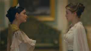 Hoşyar Sultan, Anna'yı tehdit ediyor!