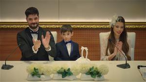 Ökkeş ve Nimet evleniyor