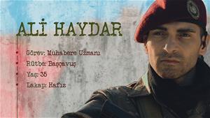 Ali Haydar