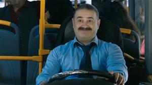 Erman Kuzu'nun otobüs macerası!