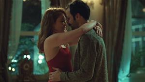 Osman ve Anastasia'nın romantik anları!