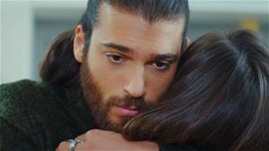 'İhtiyacım olan tek şey sana sarılmak'