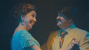 Erman ve Bakiyenin romantik dansı