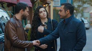 Burak ve Kemal tanışıyor