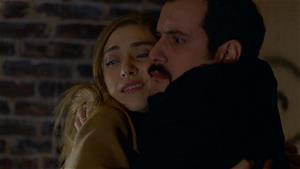 Fatoş ve Tarık'ın romantik anları!