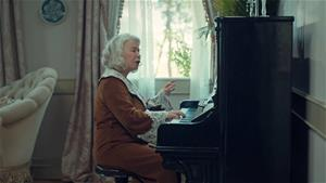 'Müzik lazım bu eve!'