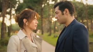 Oya ve Serhan aşkın ellerinde!