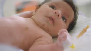 Oya ve Serhan'ın bebeği!