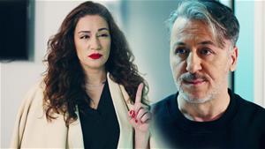 Ceyda'dan Serkan'ı Bitirme Teklifi