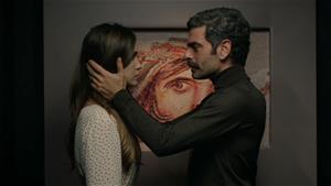 7. Bölümün duygusal final sahnesi