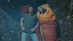 Can ve Sanem yıldızların altında!