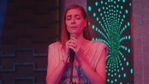 Leyla'dan muhteşem performans