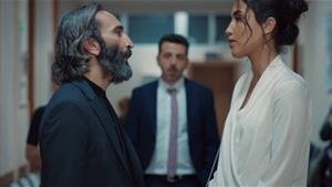 Boşanan Dilara ve Adem'in, duygu dolu son konuşması!