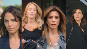 4 kadının yolu bakın nerede tekrar kesişiyor!