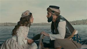 Anna ve Sultan Mahmut'un ilk karşılaşmasında bakın neler yaşandı!