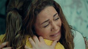 Bir annenin en çaresiz olduğu anlardan biri!