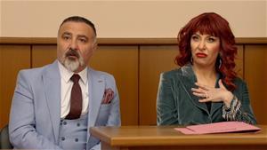 Gizem ve Cengiz mahkemede!