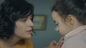 'Anne kız arasında küslük olmaz!'