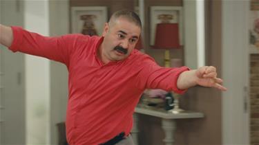 Erman'ın muhteşem dans gösterisi!