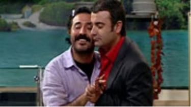 Kenan ve Yavuz'un dans provası