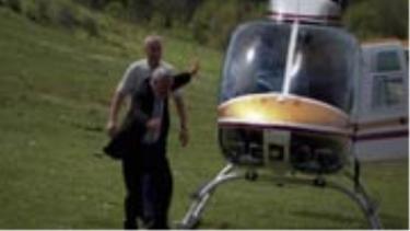 Zaza'nın helikopter korkusu