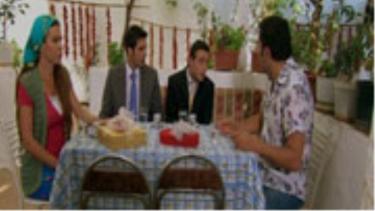 Zühtü, Yaman'a Hayriye'yi veriyor!