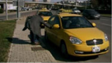 'Taksi' numarası