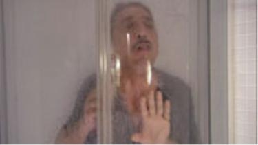 Ahmet İptenalır'ın duş keyfi!