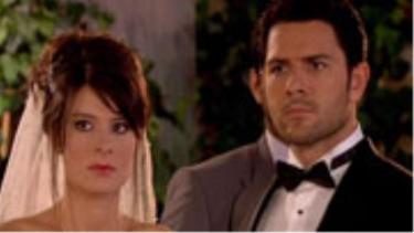 Kenan ve Şebnem'in düğününde şok!