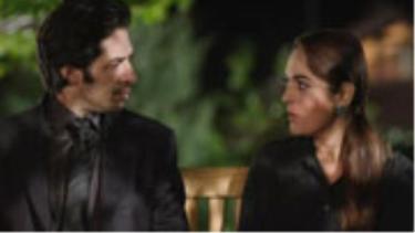 Hazal ve Ali dertleşiyor