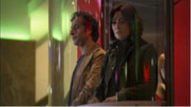 Hande ve kiralık katil aynı asansörde!