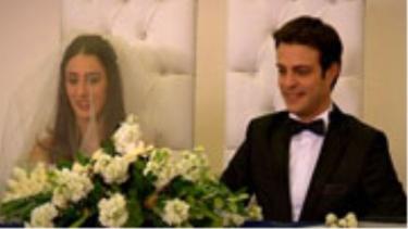 Aslı ve Burak evleniyor