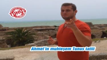 Pasaport Tunus'ta!