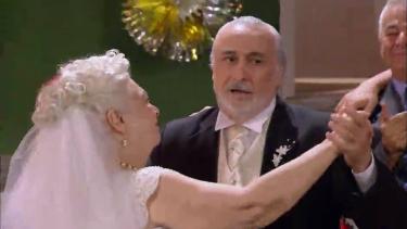 Muhsin ve Zühre evleniyor