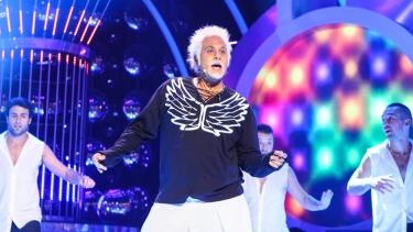 Benzemez Kimse Sana böyle performans görmedi! İşte Ümit Erdim'den muhteşem Tarık Mengüç performansı!