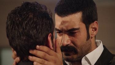 Burhan'ın ailesi ile duygusal buluşması