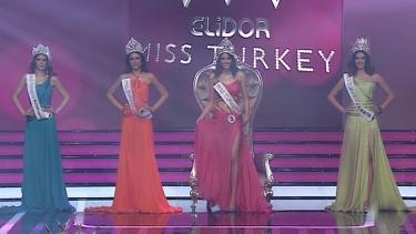 Türkiye'nin en güzel kızları seçildi!