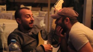 'Serkan Abi' İşte kamera arkasında yaşananlar - startv.com.tr özel!