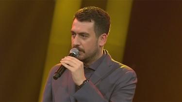 Abdullah Civliz 'Büklüm Büklüm' - Final