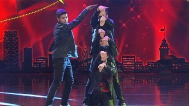 Sessiz Dans'ın Final Performansı