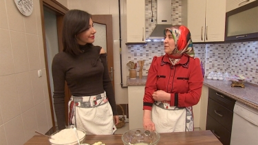 527. Bölüm - Hediye'nin Mutfağı: Konya