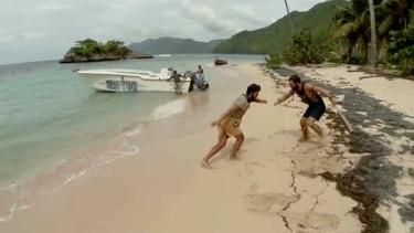 Adaya dans ederek veda ettiler!