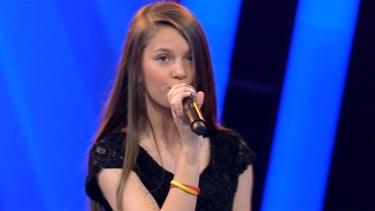Melis Gökçe Bodur 'Armağan' - Yarı Final