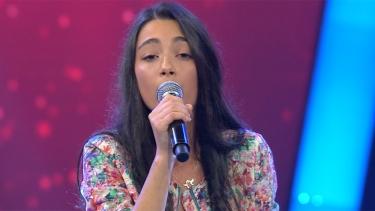 Zehra Toy 'Vur Yüreğim' - Yarı Final